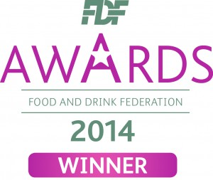 FDF awards winner logo