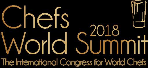 Chefs World Summit 2018
